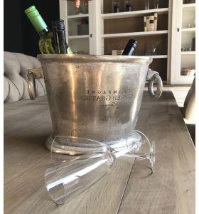 Champagne koeler medium