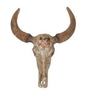 Cow head natural