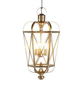 Hanglamp Goud