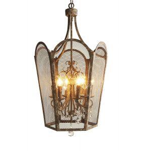 Hanglamp kroonluchter crystal