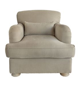 Fauteuil Halma off white