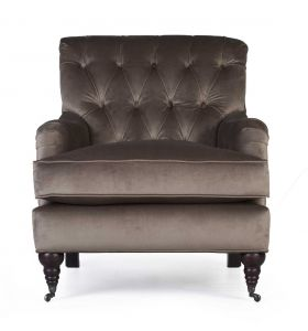 Fauteuil Grandhan taupe