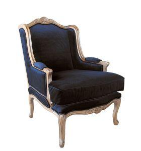 Fauteuil Laforêt blauw