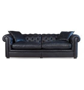 Sofa Barsy XL zwart