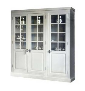 Wandkast Ohope white 3 deurs