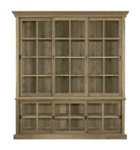 Wandkast Glassgow 3 deurs