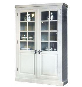 Wandkast Ohope white 2 deurs